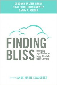 finding bliss book cover