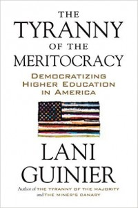 the tyranny of the meritocracy book cover